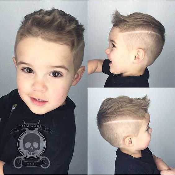 What S A Good Boy S Hairstyle For School Men S Grooming Ireland
