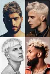 Christmas Hair ideas from Men's Grooming Ireland